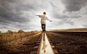 Sam Train Tracks