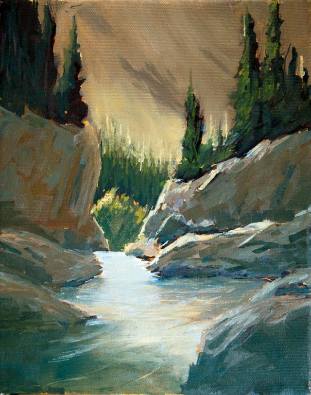 Elbow Lake Creek