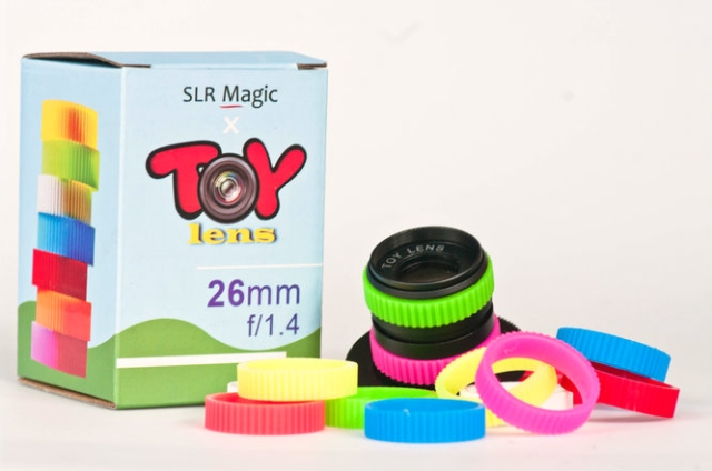 SLR Magic Toy