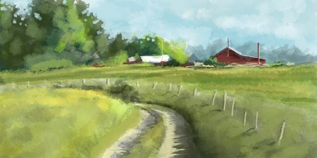 The Road copy
